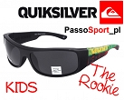 QUIKSILVER Model: The Rookie KS 4076 Kolor XKKR młodzieżowe