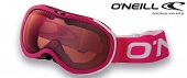 Gogle O'Neill ROCKLIN ROSE PINK FLASH MIRROR