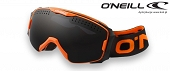 Gogle O'Neill RAIL GLOSS ORANGE BLK/ORANGE