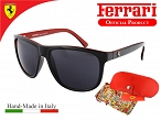 FERRARI 13691 BLACK RED