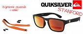 QUIKSILVER Model: STANFORD QYEY00034 Kolor XGGN
